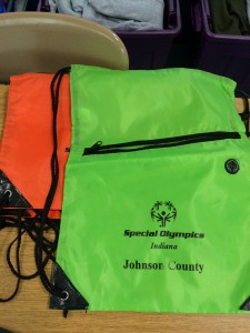 SOJC Draw String Sports Bags $4