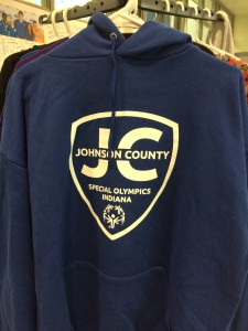 Blue SOJC Shield Pullover Hoodie $20 Various sizes and colors available