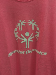 SO Athlete Oath T-Shirt $12 (Front)